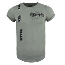 Groen t-shirt 7411