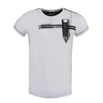 Wit t-shirt 7408