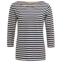 Blauwe T-top Stripe T1043