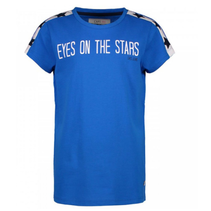 Kobaltblauw t-shirt Whitley