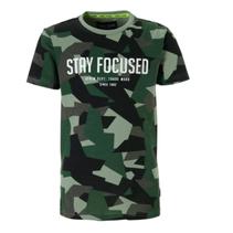 Armygroen t-shirt Ferrato