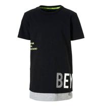Zwart t-shirt Acate
