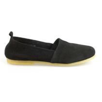 Zwarte suede Schoen