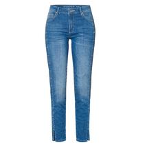 Stoned air blue broek Antonia 251