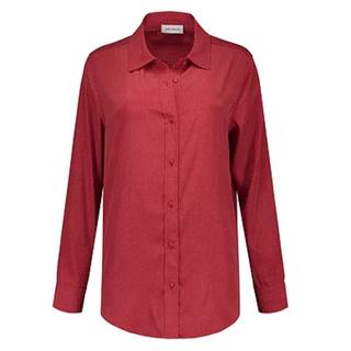 Rode blouse Petit Point