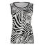 Studio Anneloes Wit met zwarte top Racy Zebra