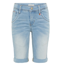 Lightblue short Theo Timon