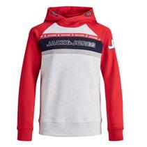 Rode hoodie Mashit