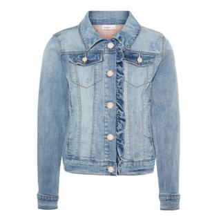 Light Blue denim jacket Tegani