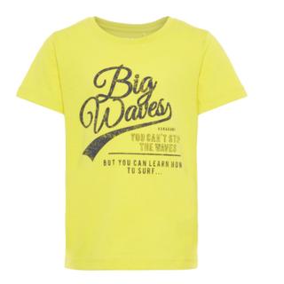 Geel t-shirt Feter