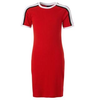 Rode jurk Diana