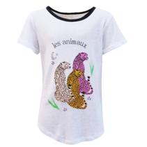 Wit t-shirt Josina