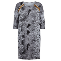 Grijze jurk Jogger 9092603
