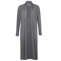 Grijs vest Knitted 9073300
