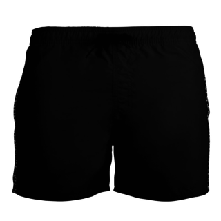 Zwarte swimshort men