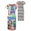 Lizzy & Coco Geprinte reversibel jurk Caitlin