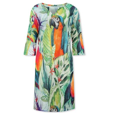 Lizzy & Coco Geprinte tunic jurk Tonia