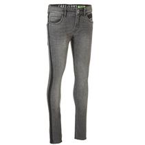 Grey used jeans Jones