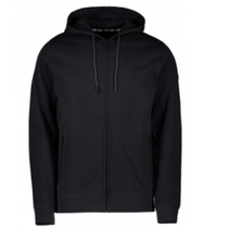 Zwarte Sweat Hood Iscar
