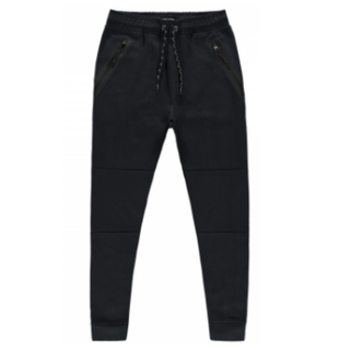 Zwarte Sweatpants Lax