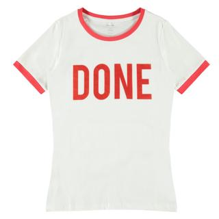 Wit t-shirt Kamilla