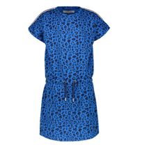 Kobaltblauwe jurk Rhonda