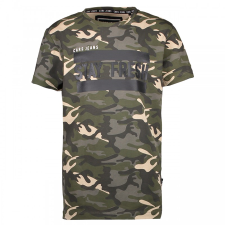 Cars Camouflage t-shirt Enzo