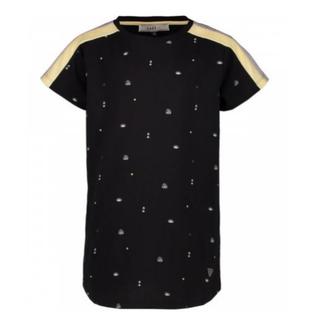 Zwart t-shirt Reese