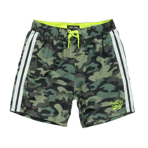Camouflage short Dandy