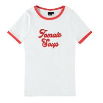 Rood t-shirt Faith