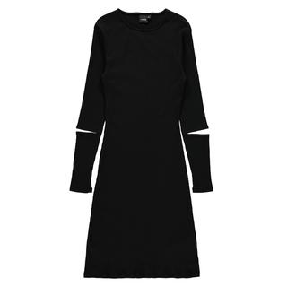 Zwarte jurk Thia