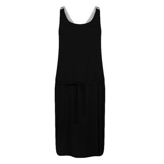 Zwart geprinte jurk Hella