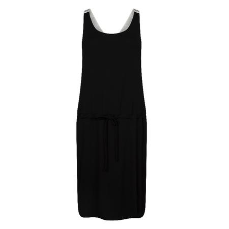 ZOSO Zwart geprinte jurk Hella