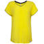 ZOSO Geel piping t-shirt Esther