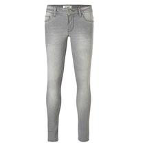 Grey used jeans Blush
