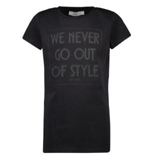 Zwart t-shirt Kerensa