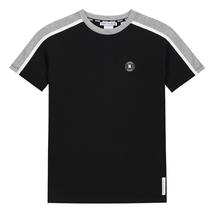 Zwart t-shirt Moss