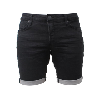 Black used short Tucky