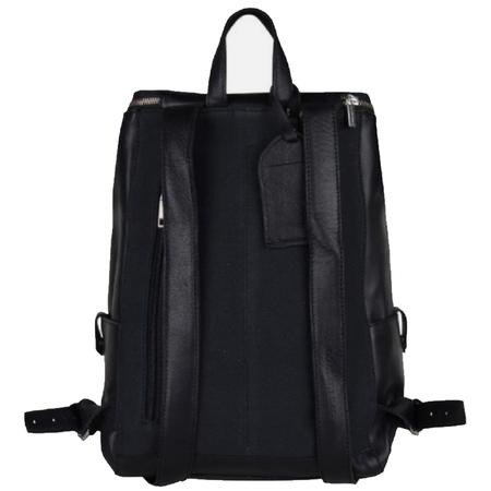Cowboysbag Zwarte rugzak Delta
