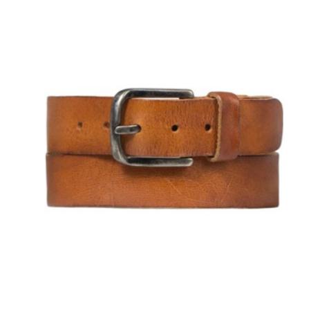 Cowboysbag Bruine riem 401001