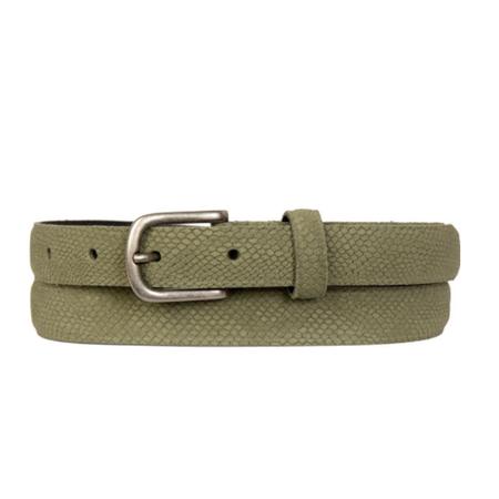 Cowboysbag Groene riem 209144