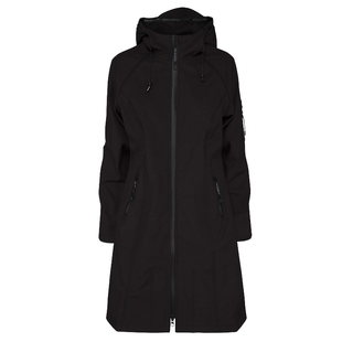Zwarte jas Rain37L