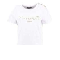 Wit t-shirt Amour