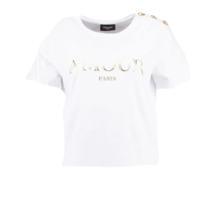 Freequent Wit t-shirt Amour