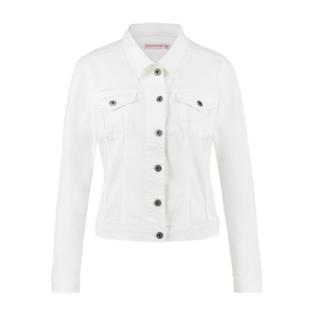 Witte spijkerjacket Isabel