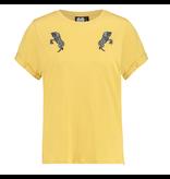 Catwalk Junkie Geel t-shirt Wild Zebra