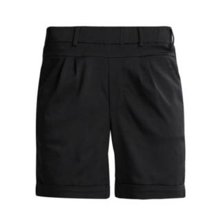 Zwarte short Hegen