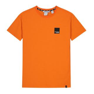 Oranje t-shirt Andre