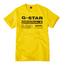 G-Star Geel t-shirt SP10086