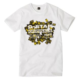 Wit t-shirt SP10056